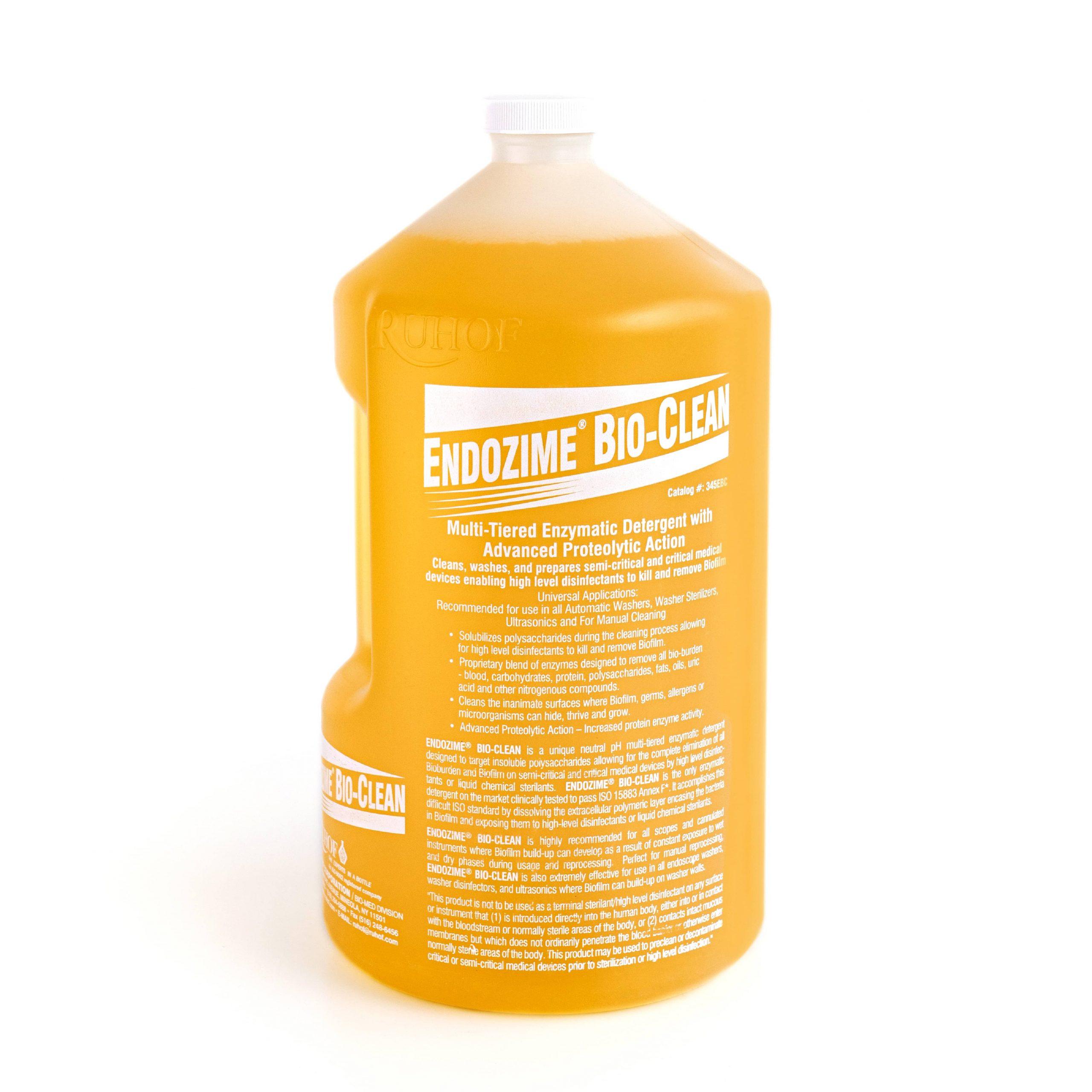 Detergente enzimático Endozime Bio-Clean