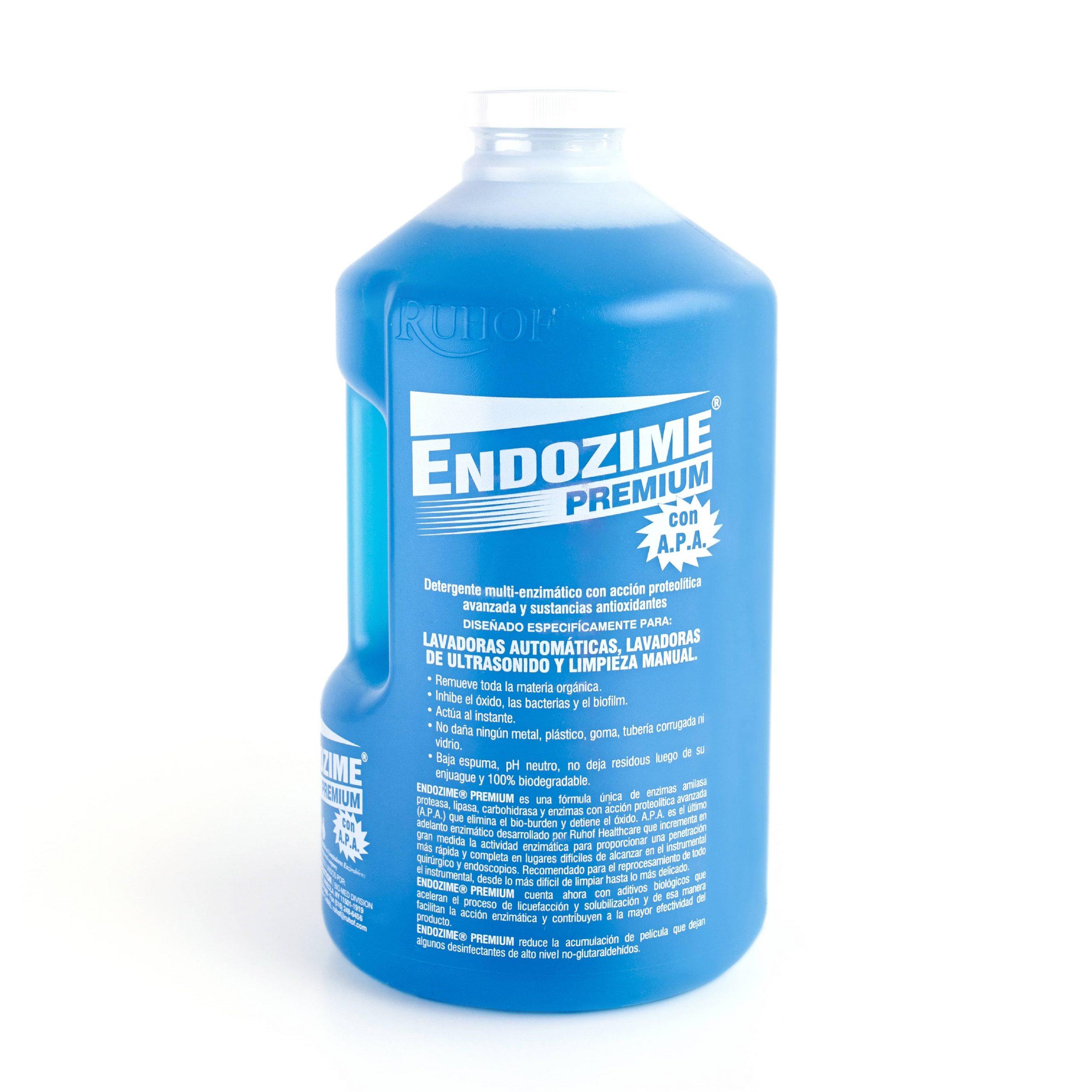 Detergente enzimático_Endozime Premium
