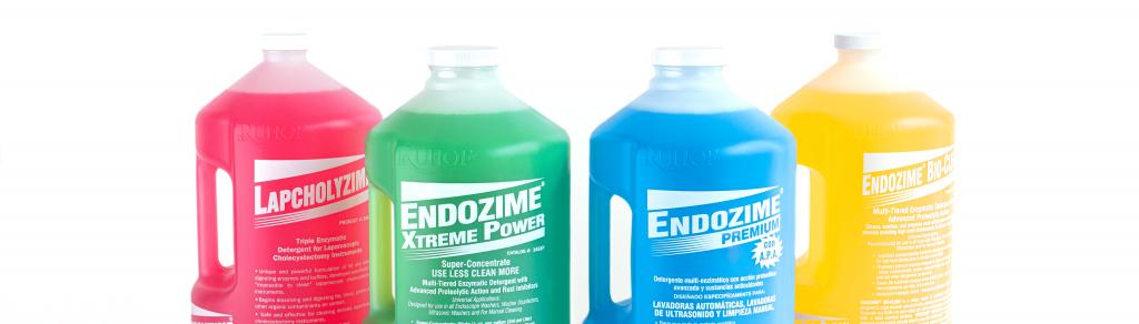 Detergentes enzimáticos